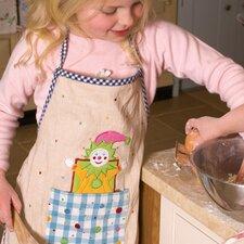 Küchenschürze PlayToys aus Baumwolle