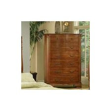 American Heritage 6 Drawer Chest