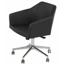 Mercer Eco-Leather Conference Chair