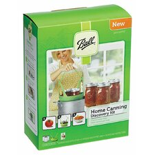 Home Canning Discovery Kit
