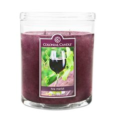 Fine Merlot Jar Candle (Set of 2)