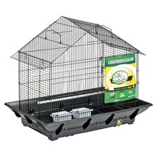 Clean Life House Bird Cage