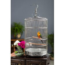 Pet Dynasty Bird Cage with Removable Tray