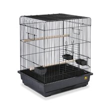 Square Roof Parrot Bird Cage