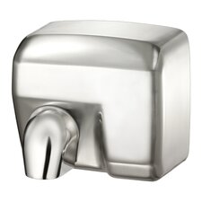 Conventional Series Automatic 110/120 Volt Hand Dryer in Brushed Chrome