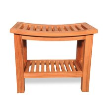 Regency Teak Shower Bench