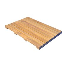 Teak Spa Bath Mat