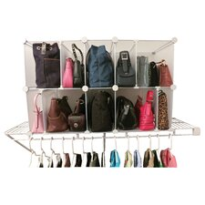 Deluxe Shelf Organizer