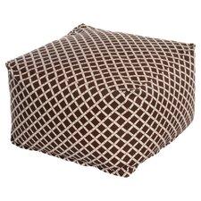 Bamboo Bean Bag Ottoman