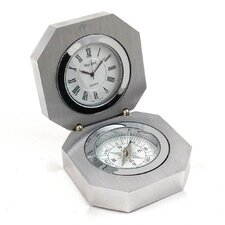 Case Quartz Clock