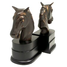 Horse Book Ends (Set of 2)