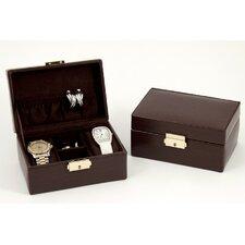 Croco 2 Watch Box