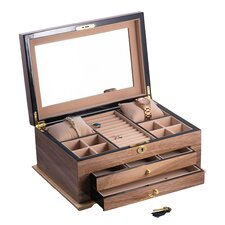 3 Level Jewelry Box