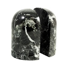 Marble Dome Bookend (Set of 2)