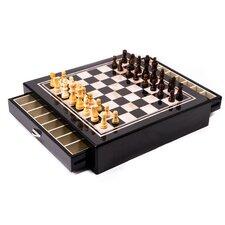 "13.25"" Bey-Berk Chess Table"