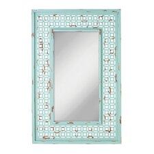 Distressed Wall Mirror