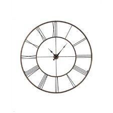 "Oversized 50"" Roman Numeral Wall Clock"
