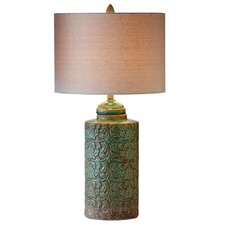 "32"" H Table Lamp with Drum Shade (Set of 2)"