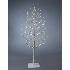 Holiday Shines Lighted LED Birch Tree