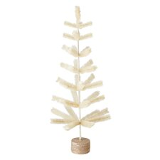 "Merchandisers 36"" H Natural Artificial Christmas Tree Decor"