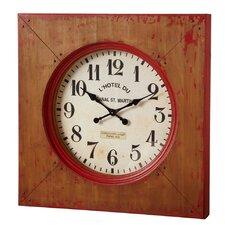 Heartland Farmhouse Wall Clock