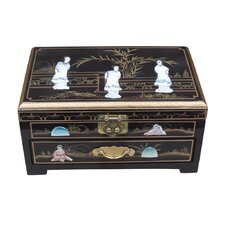 Mother of Pearl Jewellery Box I