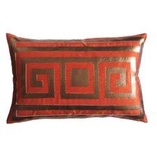 Greek Key Lumbar Pillow