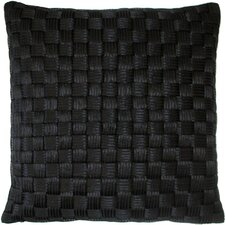 Basket Weave Cord Throw Pillow