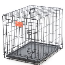 Life Stages Fold & Carry Single Door Pet Crate