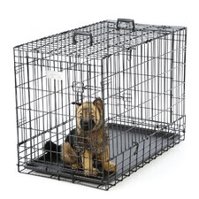 Solutions Side By Side Double Door Pet Crate