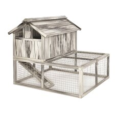 Hen Haven™ Composite Plastic/Wood Chicken Coop