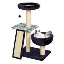 """Feline Nuvo 40"""" Euphoria Cat Tree"""