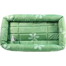 Quiet Time® Defender™ Series Floral Paradise Dog Bed