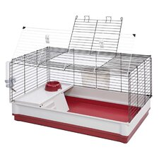 Wabbitat Deluxe Rabbit Modular Habitat w/ Water Bottle