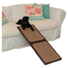 """Indoor Carpet Mini 42"""" Pet Ramp"""