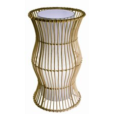 """Vibe 16.75"""" H Table Lamp with Drum Shade"""