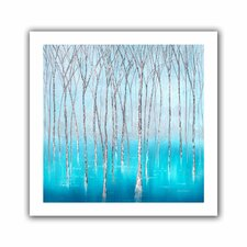 'The Glade' by Herb Dickinson Graphic Art on Canvas