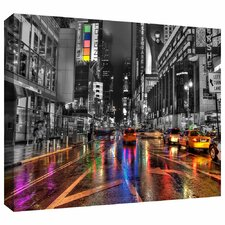 'NYC' by Revolver Ocelot Photographic Print on Wrapped Canvas