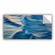Rolling Waves by Antonio Raggio Art Appeelz Removable Wall Mural