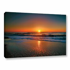 Morning Has Broken Ii by Steve Ainsworth Photographic Print on Wrapped Canvas