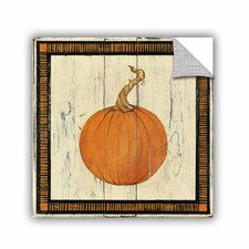 Avery Tillmon Polka Dot Pumpkin II Wall Decal