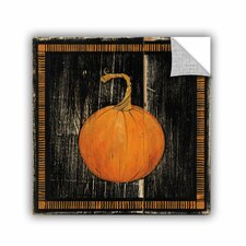 Avery Tillmon Polka Dot Pumpkin I Wall Mural