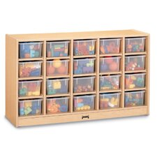 Mobile 20 Compartment Cubby
