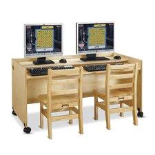 "Enterprise 24"" Computer Desk"