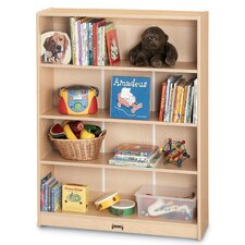 "MapleWave® 59.5"" Bookcase"