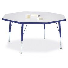 "Rainbow Accents 48"" Octagon Activity Table"