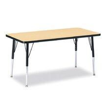 "KYDZ Suite 48"" x 24"" Rectangular Activity Table"