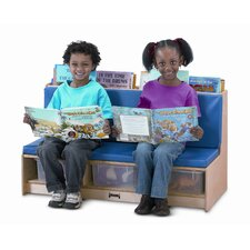 "11"" Wood Classroom Bench"