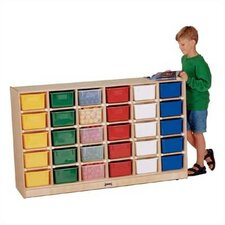 ThriftyKYDZ  Mobile 30 Compartment Cubby