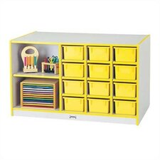 ThriftyKYDZ Mobile Storage 14 Compartment Cubby